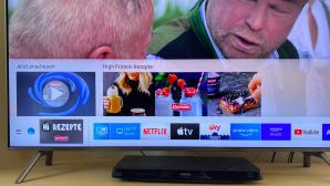 Samsung TV Werbung ausschalten©COMPUTER BILD