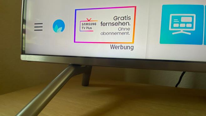 Samsung TV-Plus©COMPUTER BILD
