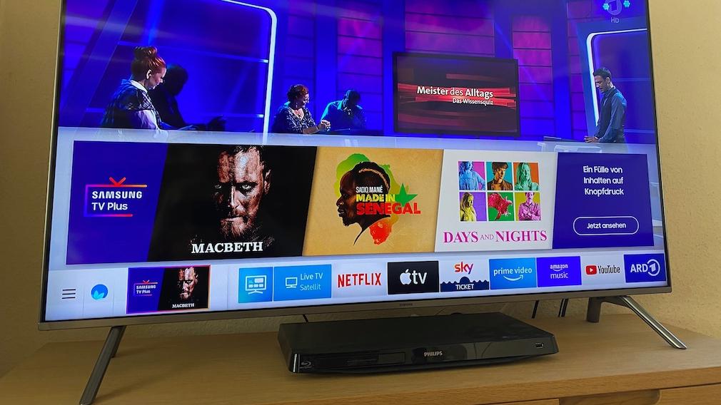 TV-Plus deaktivieren