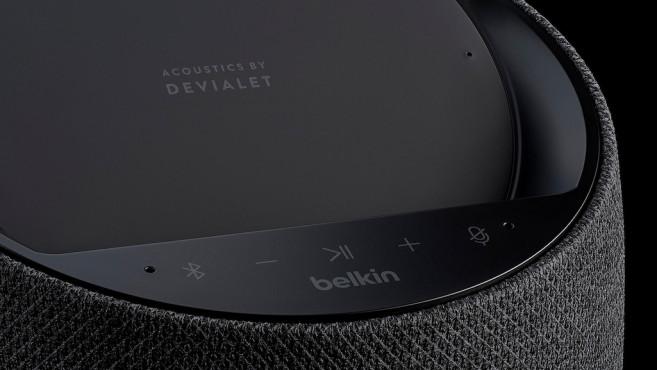 Belkin Soundform Elite, Tasten©Belkin