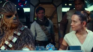 Chewbacca und Prinzessin Leia©Disney