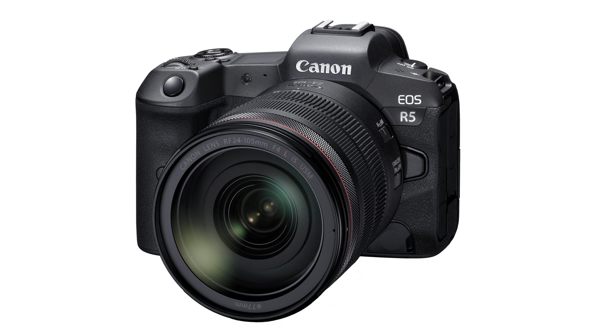 Canon EOS R5 im Test©Canon