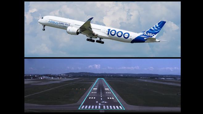 Airbus A350-1000©Airbus