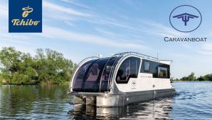 Caravanboat©Tchibo, Deutsche Composite GmbH