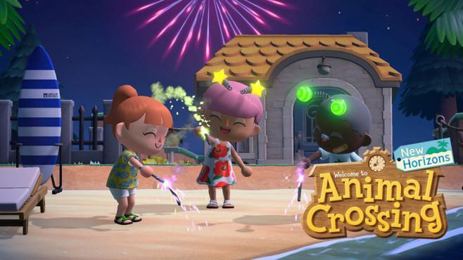 Animal Crossing – New Horizons Sommer-Update©Nintendo