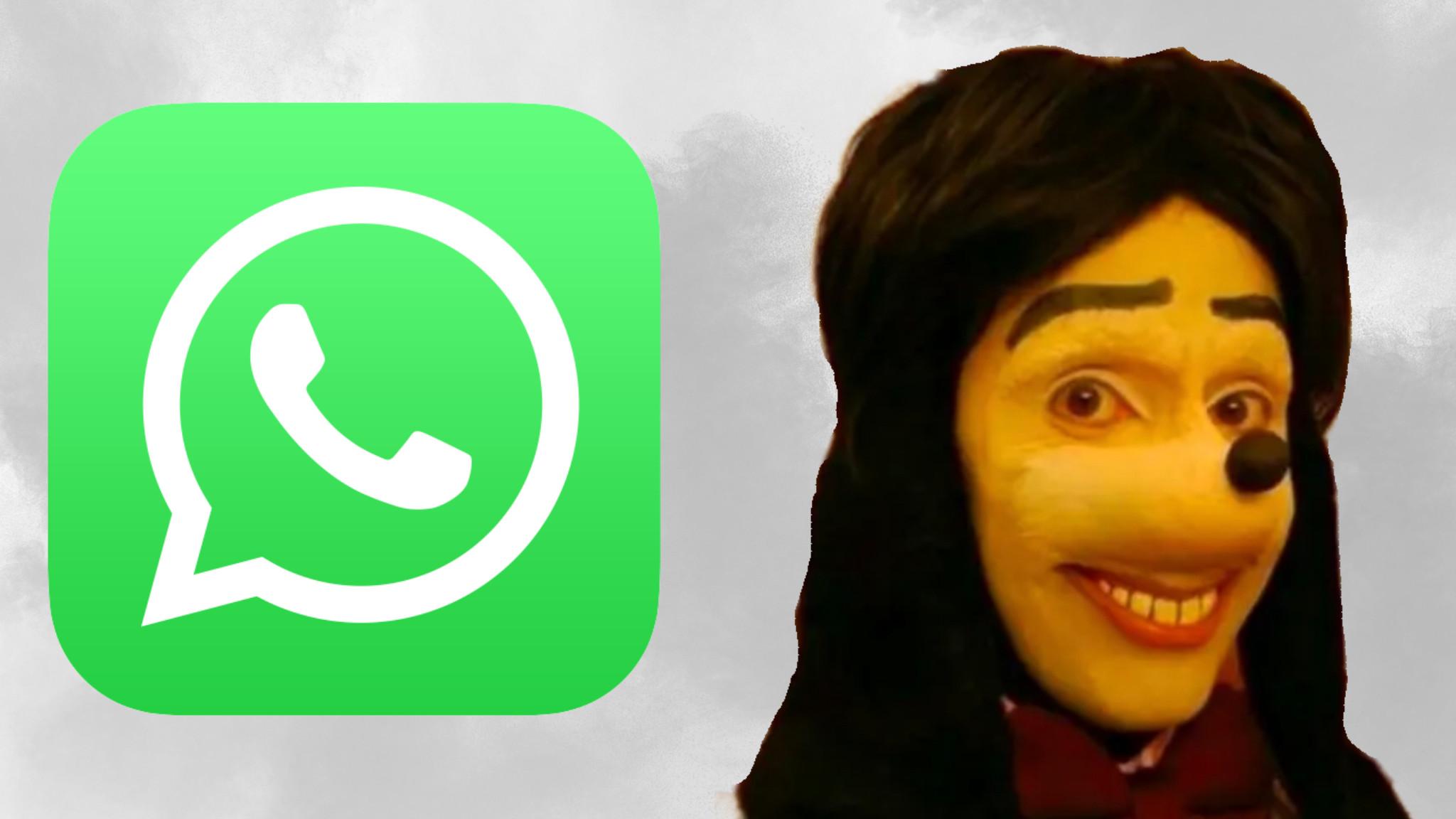 Goofy Whatsapp