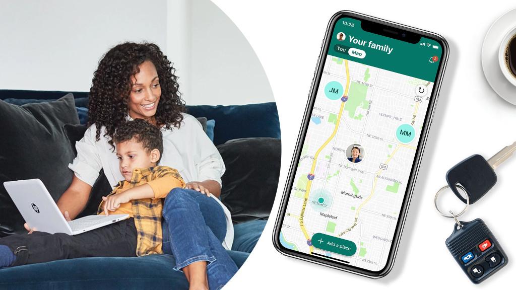 Smartphone Kinderschutz