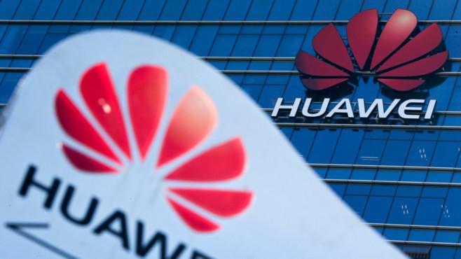 Huawei: Logo©dpa-Bildfunk