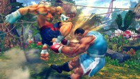 Ultra Street Fighter 4 © Capcom
