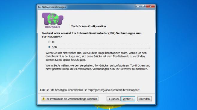 Tor-Browser-Paket©COMPUTER BILD