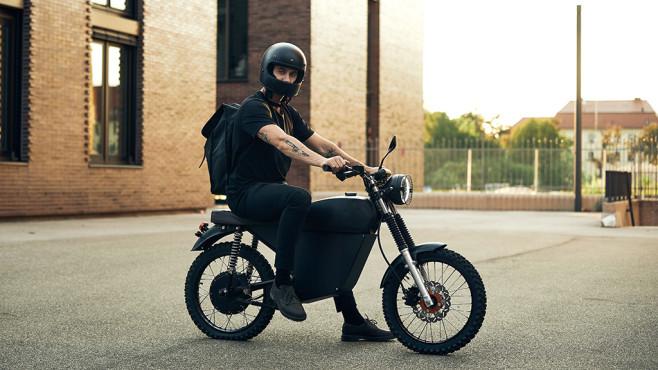 BlackTea Moped©BlackTea Motorbikes / Philipp Bachhuber