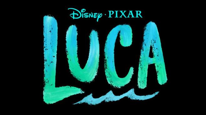 Luca: Logo©Disney