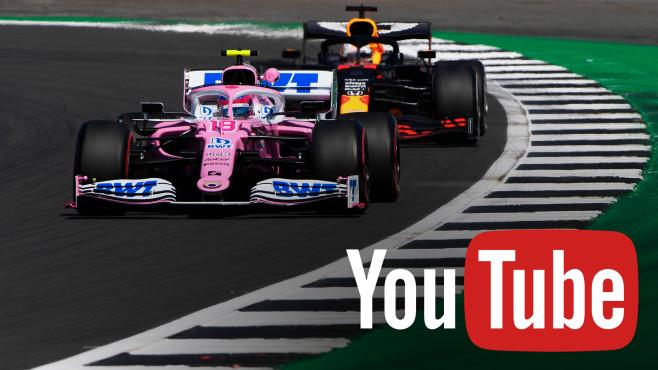 Formel 1 auf YouTube©Rudy Carezzevoli / Getty Images