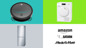 Amazon, Media Markt, Saturn: Die Top-Deals des Tages! © Amazon, Saturn, Media Markt, Bosch, Miele, Bissell