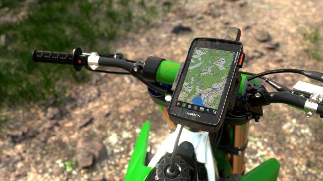 Outdoor Navigation im Großformat: Die neue Montana 700-Serie von Garmin©Garmin Deutschland