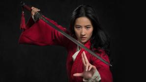 Mulan Hauptdarstellerin Liu Yifei©Screenshot Twitter Disney