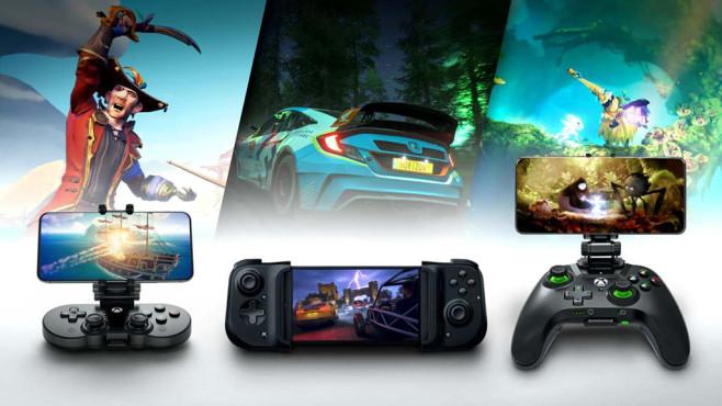 Xbox xCloud Zubehör©Microsoft