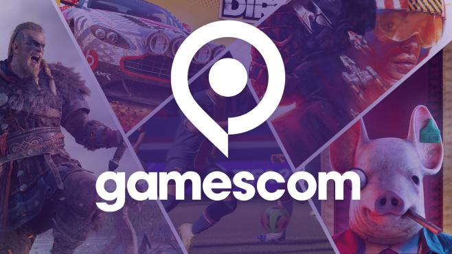 Gamescom 2020©Gamescom, CD Projekt Red, Ubisoft, Bethesda, Nintendo