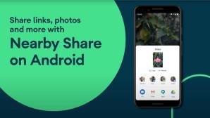 Nearby Share©Google, YouTube Screenshot