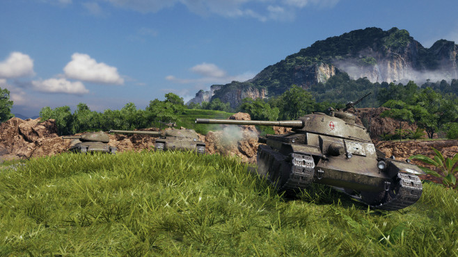 World of Tanks Update 1.10©Wargaming
