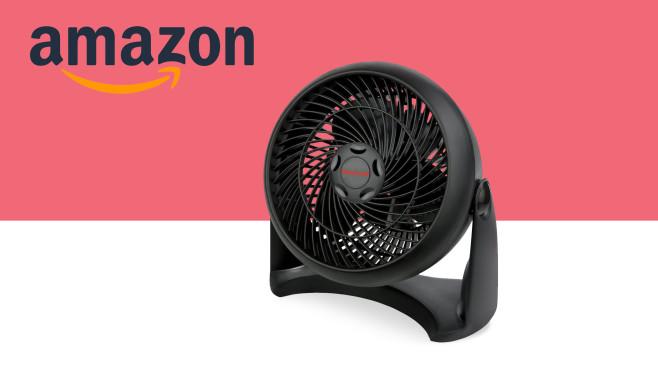 Bodenventilator bei Amazon im Angebot: Honeywell gegen die Hitze Amazon-Angebot: Momentan hat der Versandriese den Bodenventilator Honeywell HT-900E auf Lager.©Amazon