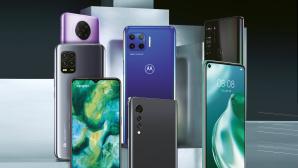 Günstige 5G Smartphones im Test©Oppo, Motorola, Xiaomi, LG, Huawei