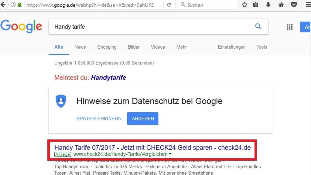 Mit genialen Suchtipps Google im Griff haben - Bilder