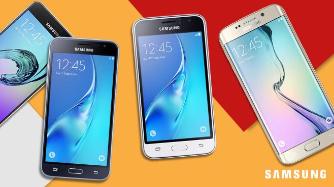 Samsung Smartphones©Samsung