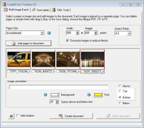 CodedColor Toolbox