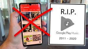 Google Play Music wird abgeschafft©COMPUTER BILD / Michael Huch