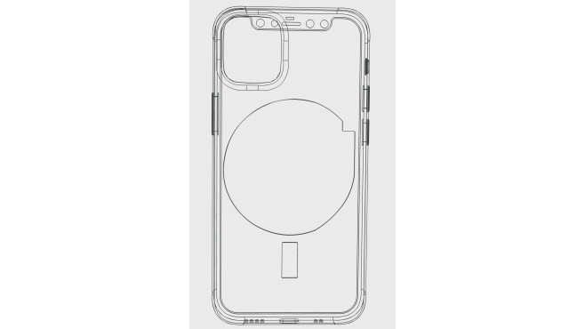 Bauplan des Apple iPhone 12 © EverythingApplePro