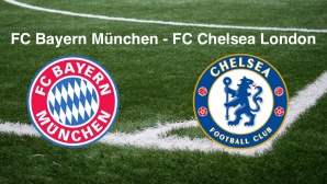 Champions League: M�nchen - Chelsea © FC Bayern M�nchen, FC Chelsea London