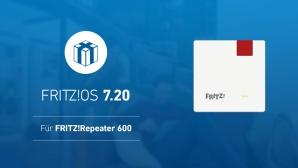 FritzOS 7.20 für FritzRepeater 600©AVM