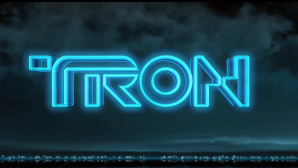 Tron-Logo © Screenshot Trailer/Disney