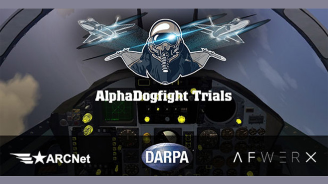 AlphaDogfight Trials © DARPA