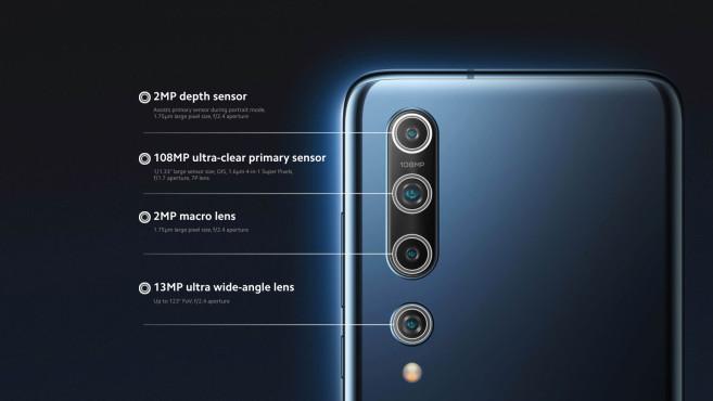 Xiaomi Mi 10©Xiaomi