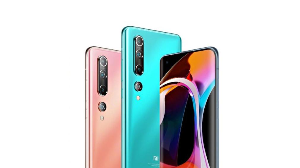 Xiaomi Mi 10: Farben