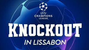 K.o.-Turnier der Champions League©Sky