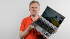 Aldi-Notebook Medion Akoya S15447©COMPUTER BILD