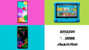 Amazon, Media Markt, Saturn: Die Top-Deals des Tages! © Amazon, Saturn, Media Markt, LG, Samsung