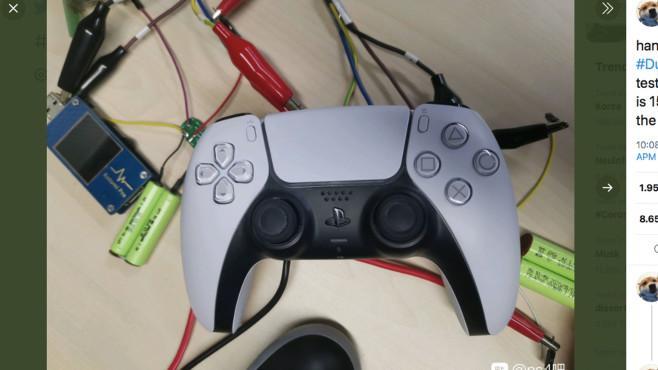PS5-Controller©Twitter.com