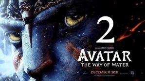 Filmplakat von Avatar 2 The Way of Water©20th Century Fox Presse