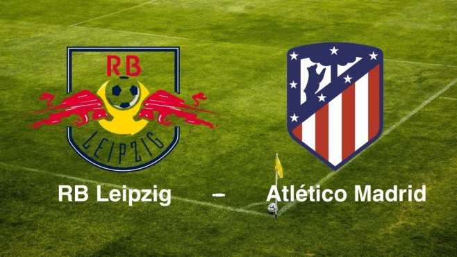 Champions League: Leipzig – Madrid © RB Leipzig, Atlético Madrid