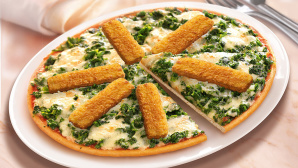 Fischstäbchen-Pizza©Dr. Oetker