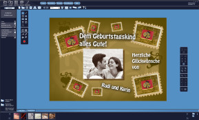 Glückwunsch-Druckerei 14 (Gold-Edition) – Kostenlose Vollversion