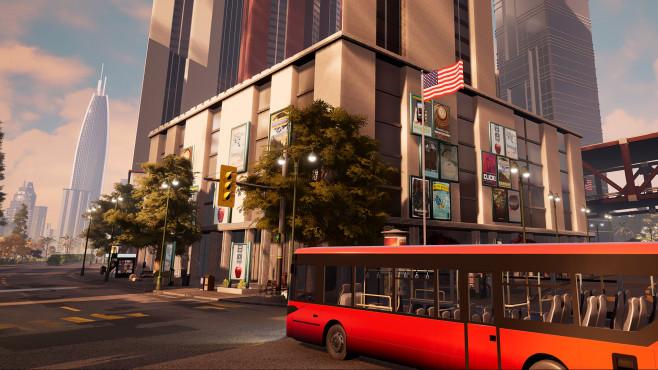Bus Simulator 21©Astragon