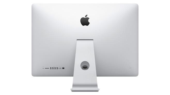 Apple iMac 27 Zoll 2020: Anschlüsse auf der Rückseite©Apple