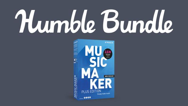 Humble Software Bundle©Humble Bundle, Magix