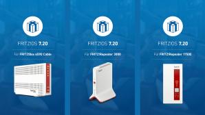 FritzOS 7.20 für Router und Repeater©AVM