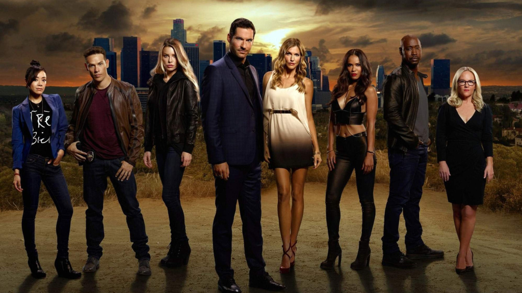 Lucifer Serie Staffel 5